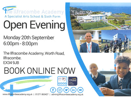 Open Evening for Year 6 Parents