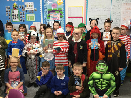 World Book Day - March 11th