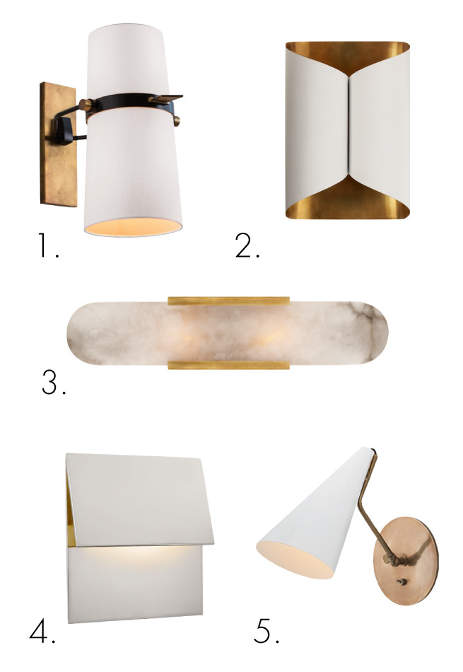 In Search of the Perfect Sconce