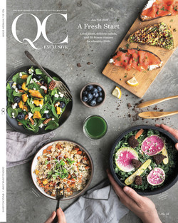 QC Exclusive Magazine | January 2019