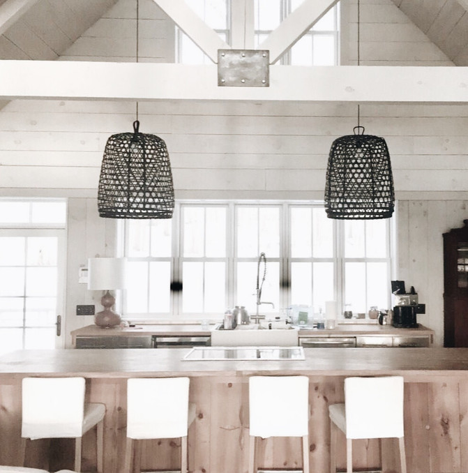 A Tisket, A Tasket: How to Decorate with Baskets