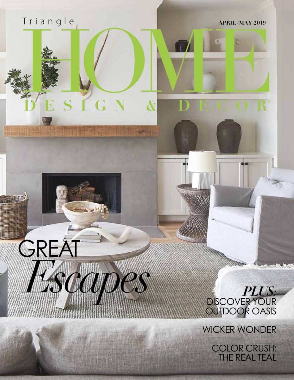Triangle Home Design + Decor