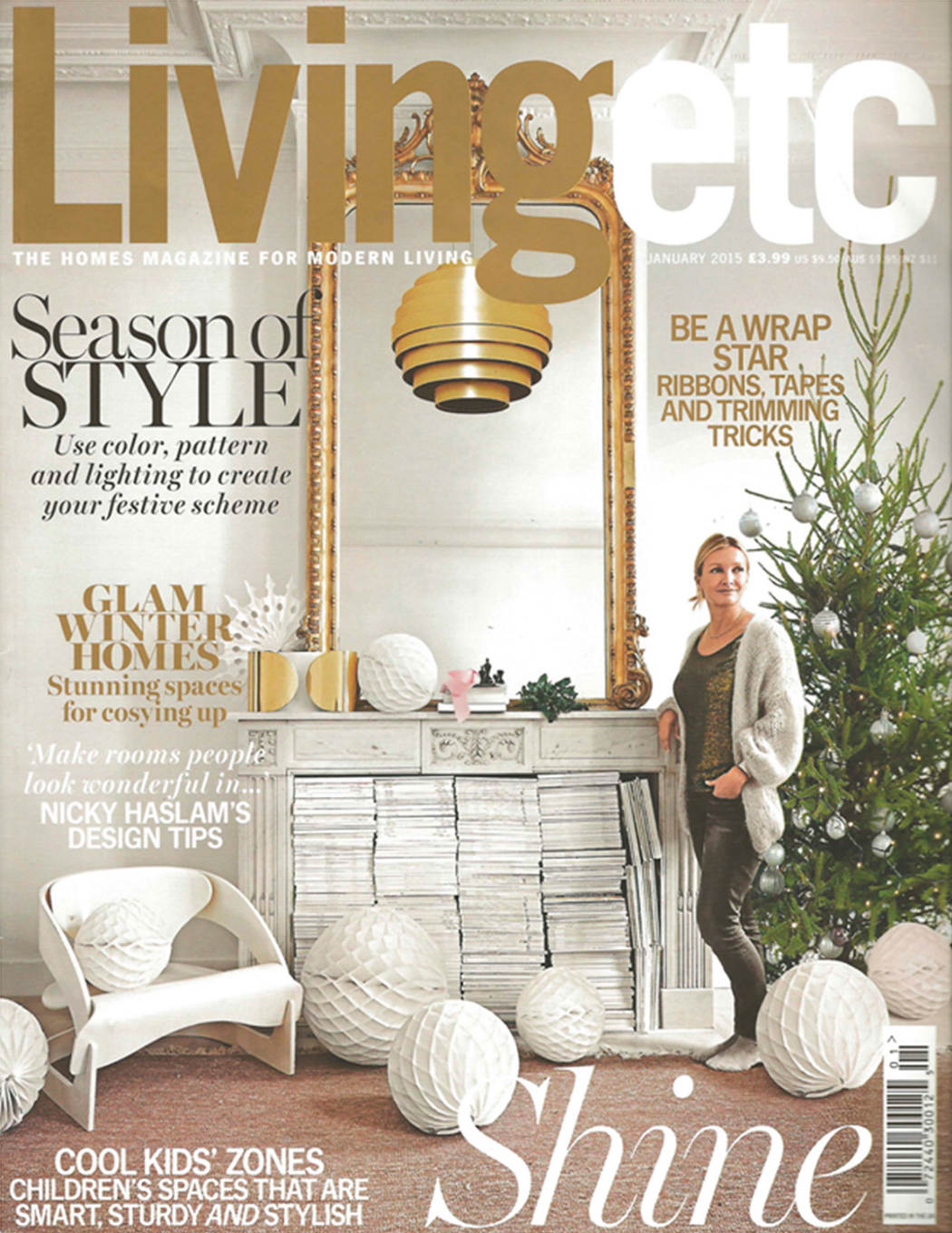 Living Etc. (January 2015)