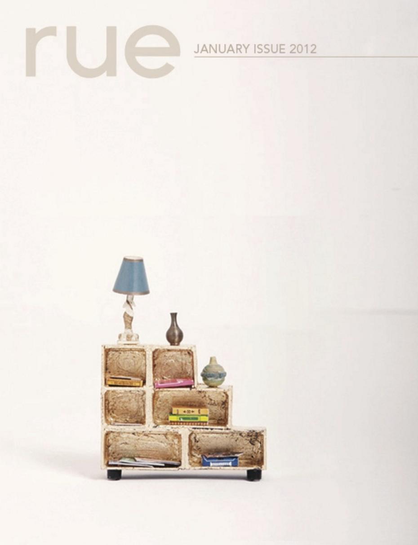 Rue Magazine (January 2012)