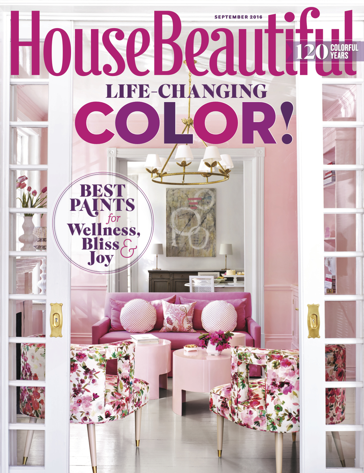House Beautiful | September 2016