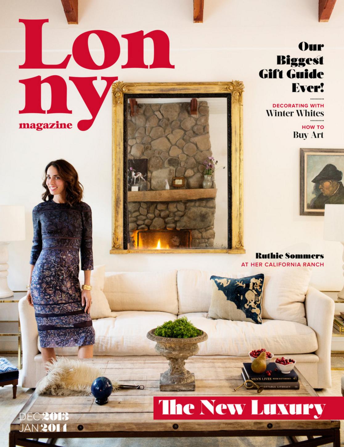Lonny Magazine (Dec/Jan 2014)
