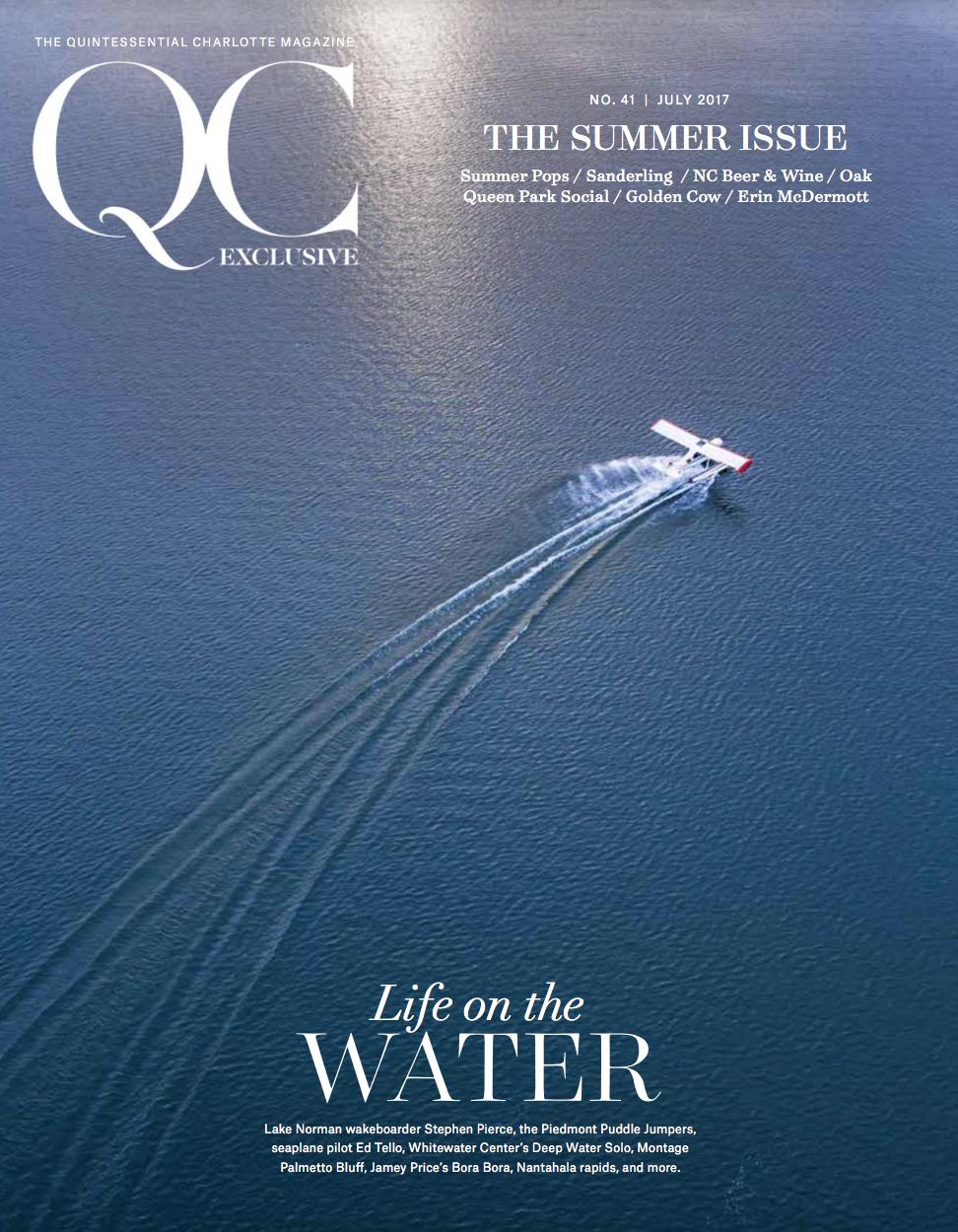 QC Exclusive Magazine | July 2017