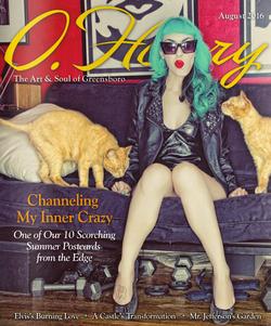 O'Henry Magazine (August 2015)