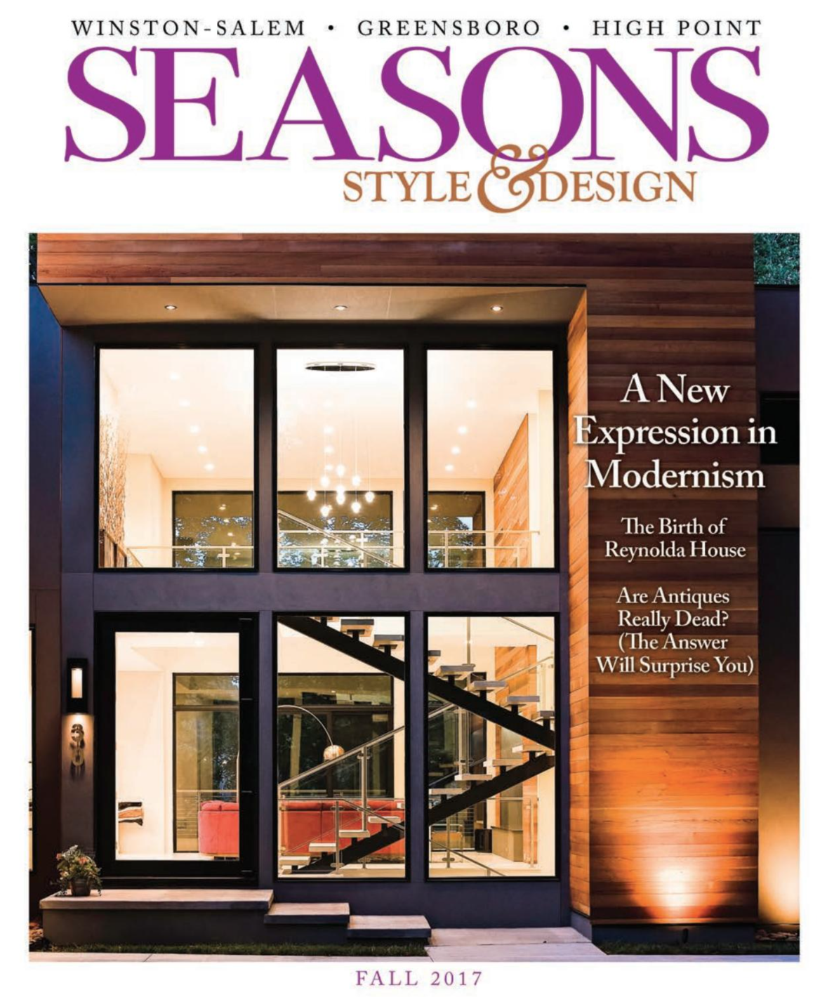 Seasons Style & Design | Fall 2017