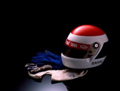 Bobby Rahal's Helmet
