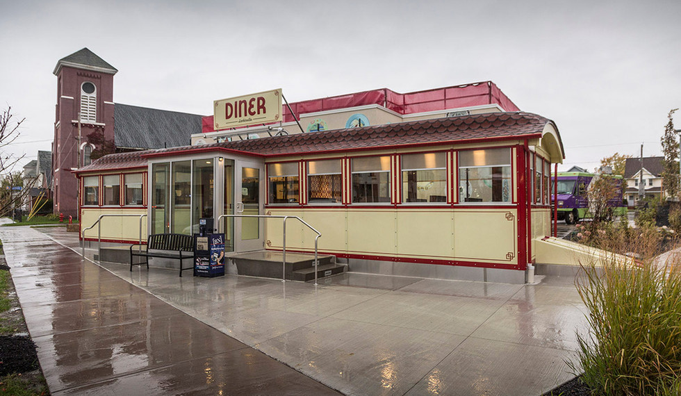 Swan Diner, Buffalo, NY