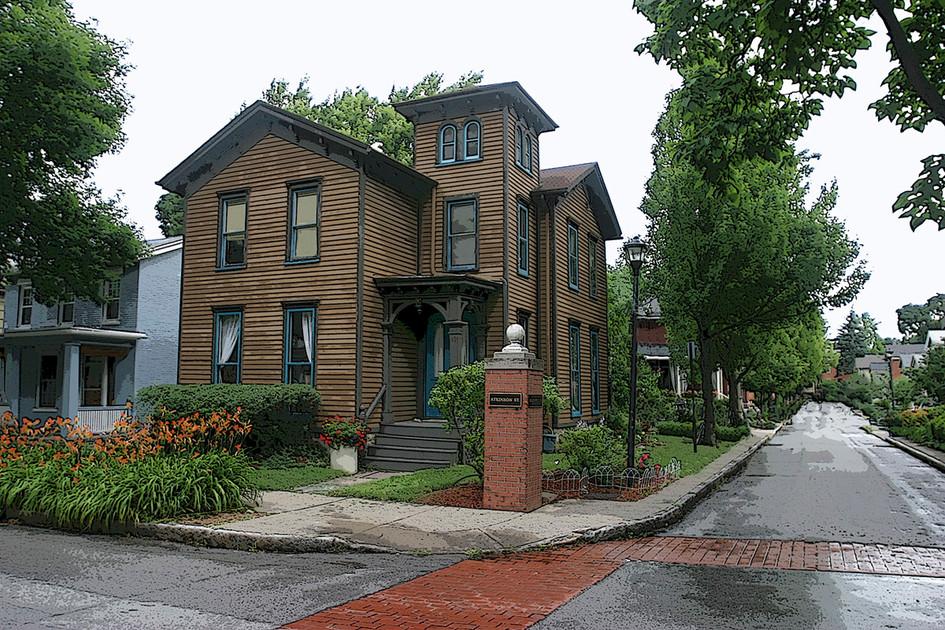 48 Atkinson St.