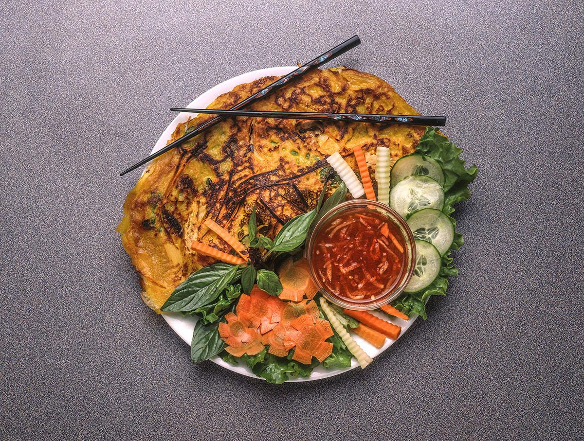 MamaSan Plate