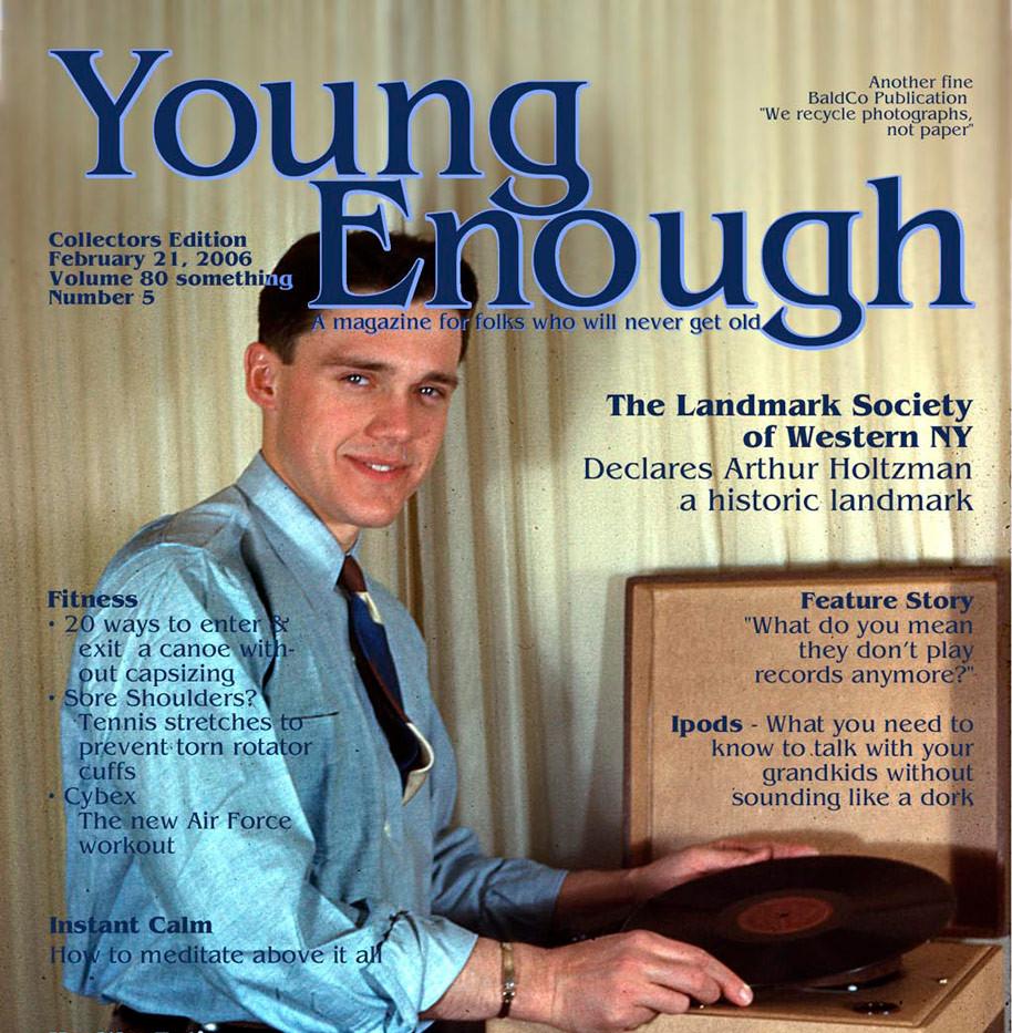 Young Enough