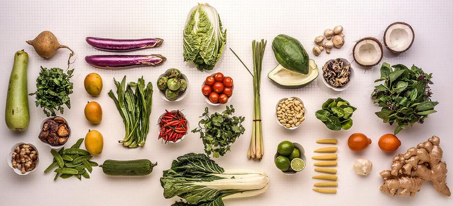 MamaSan veggies