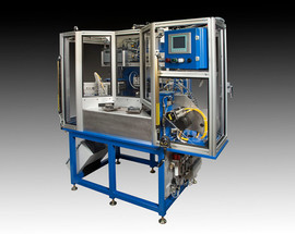 Automated parts assembly device for Spectrum Tool & Machine, Inc.