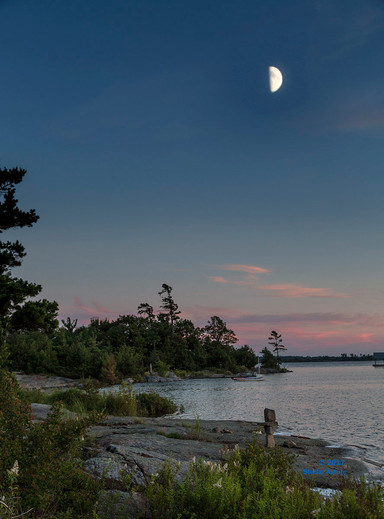 Moon Over GB