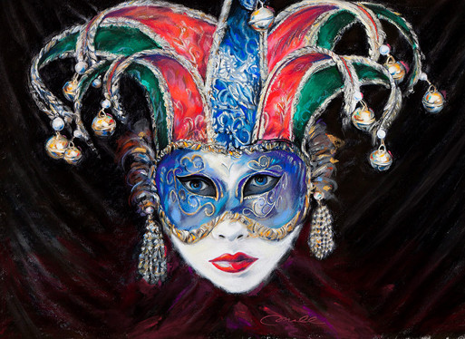 Behind the Jester's Mask