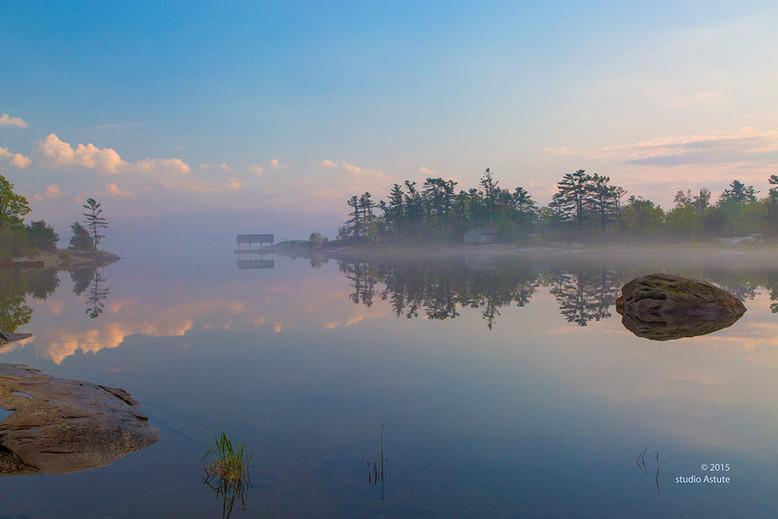 Misty Morning Dew