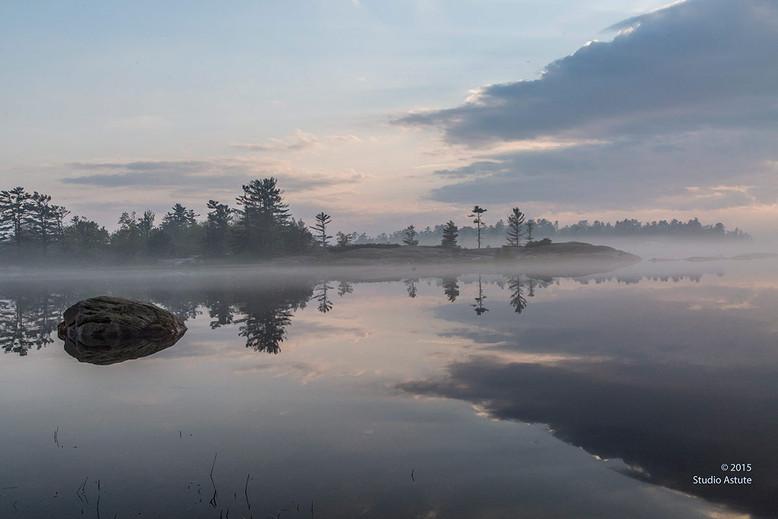 Misty Morning Dew 2