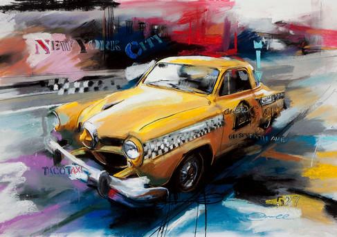 Steve's Cab