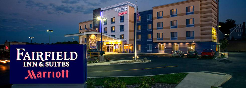 Fairfield Inn, Geneva, New York