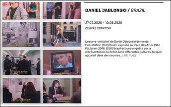 Brazil   Oeuvre comptoir na Fonderie Darling, Montreal