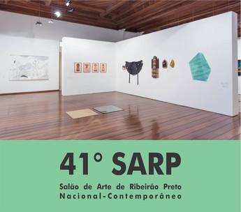 41# Salão de Arte de Ribeirão Preto | MARP, SP
