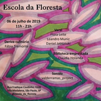 Varal   Escola da Floresta, SP