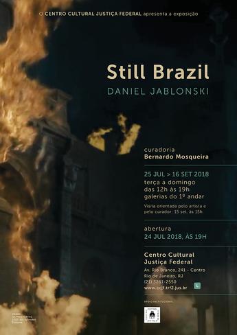 Still Brazil   Centro Cultural Justiça Federal, RJ