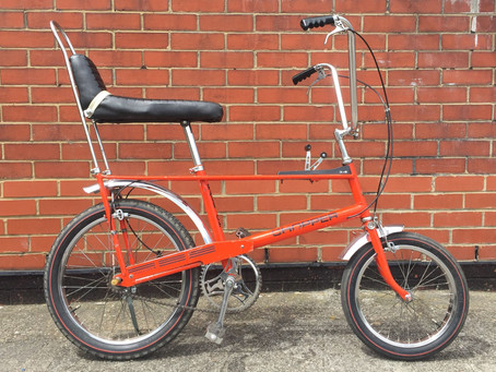 #6. A kids bike for easy riders.