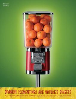 Spanish Oranges Ad