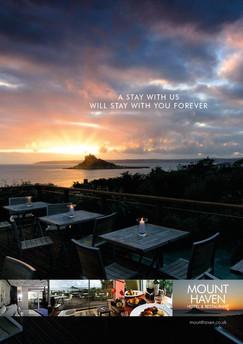 Mt Haven Hotel Ad