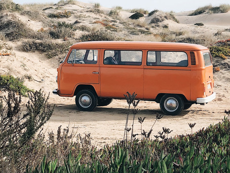 #1. A car you can commute, eat and sleep in.