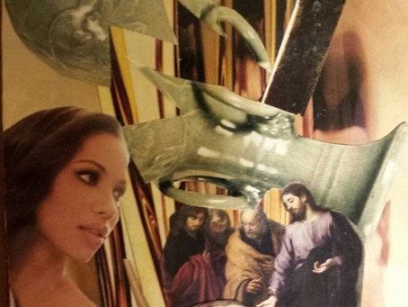Dangerous Prayer #2--Break Me