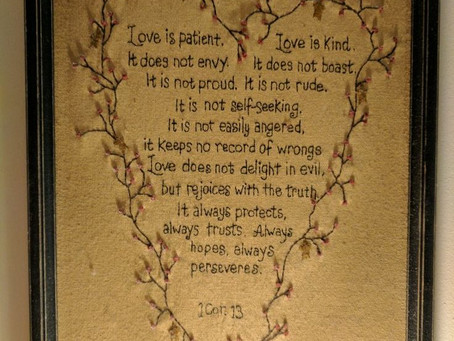 Monday's Prayer-Patience