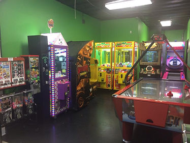 Awesome Arcade at Party On Air Extreme Inflatables