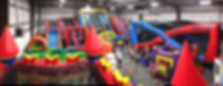 Indoor Inflatable Bounce Birthday Party Center - Danville, Ky