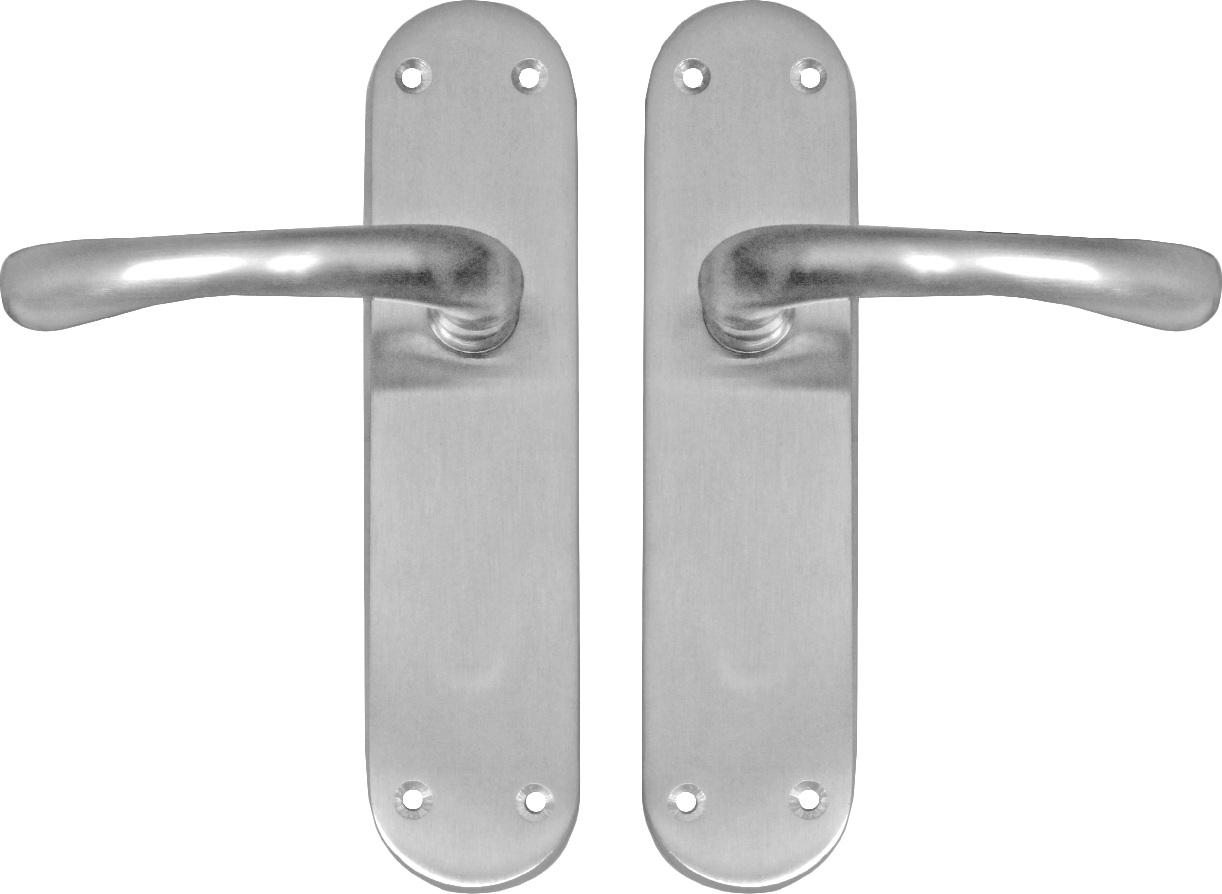 Roma Lever Latch Set