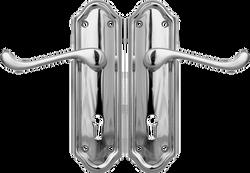 Napoli Lever Lock Set