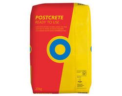 Postcrete