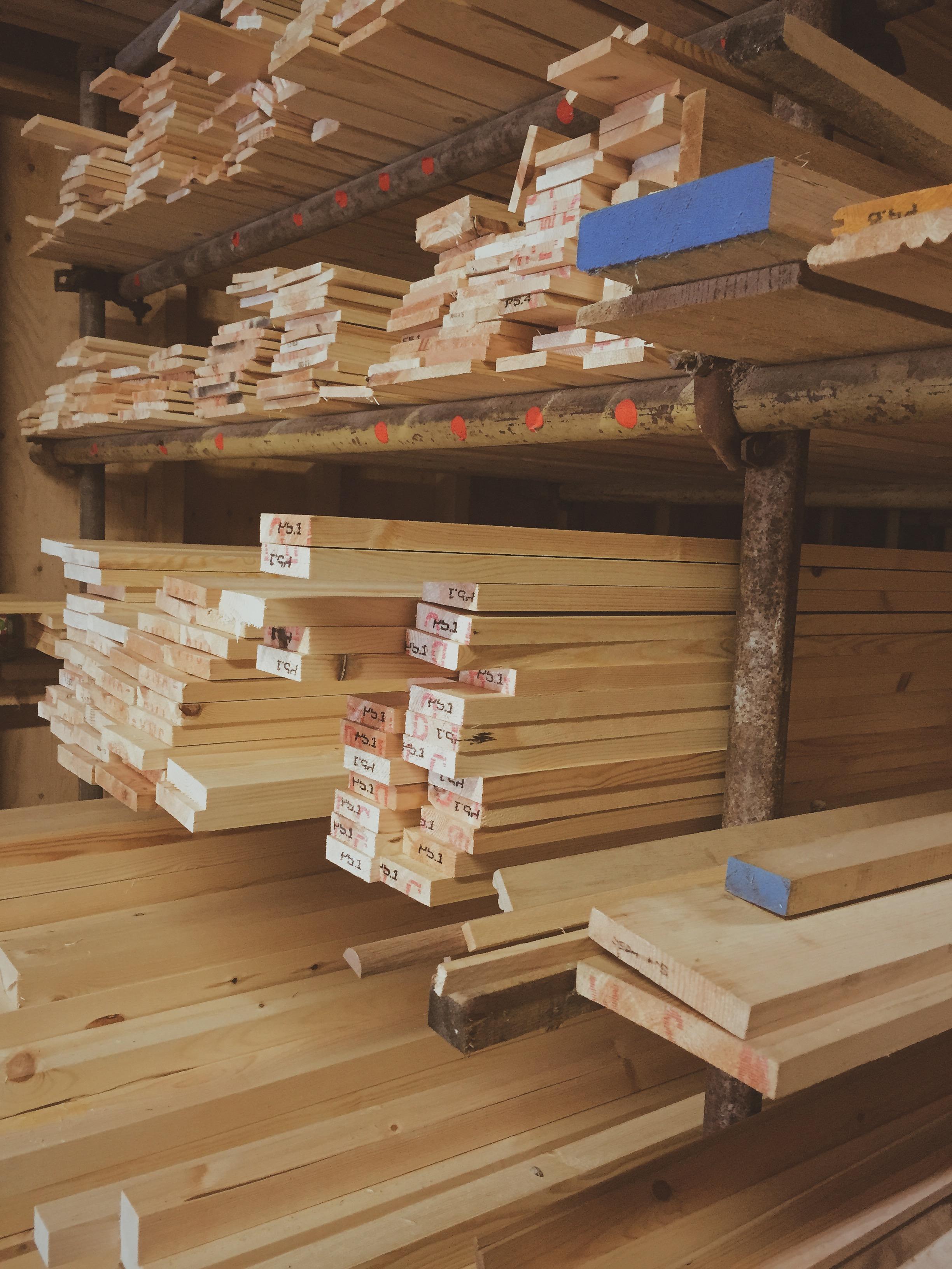 Timber Yard & Advice