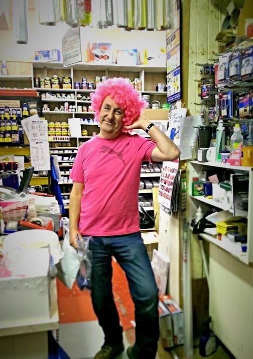 Wear it pink Calum