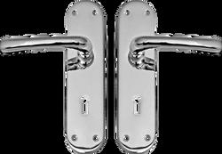 Roma Lever Lock Set