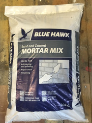 Sand and Cement Mortar Mix