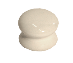 Porcelain White Cupboard Knob