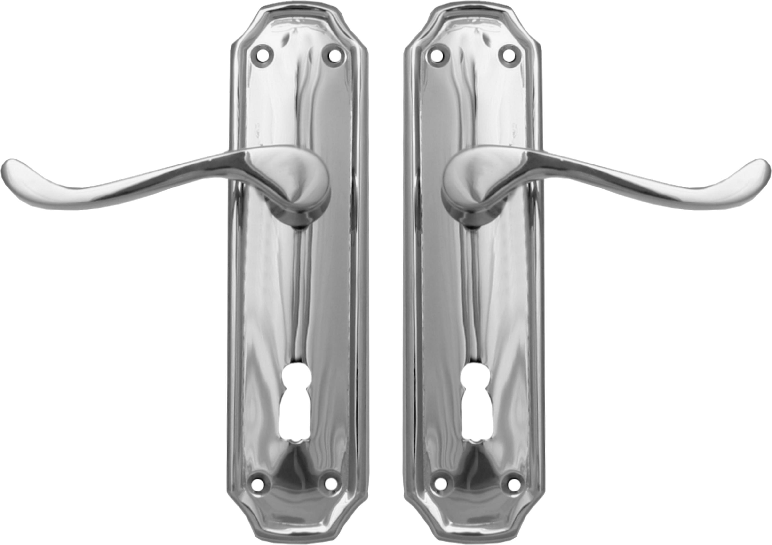 Firenze Lever Lock Set