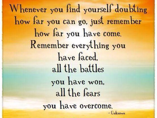 How far can you go...