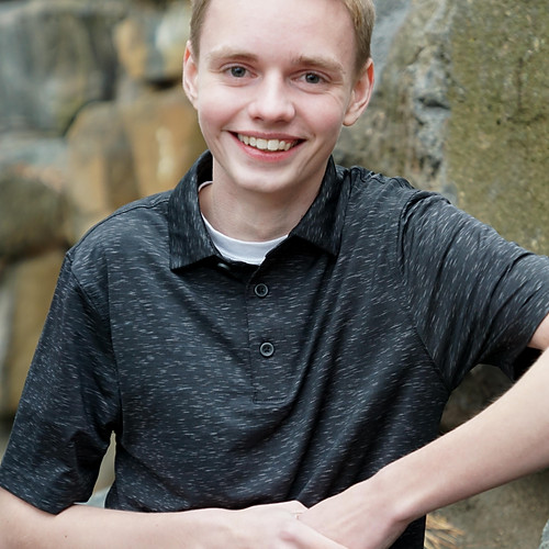 Nick - Senior Portraits