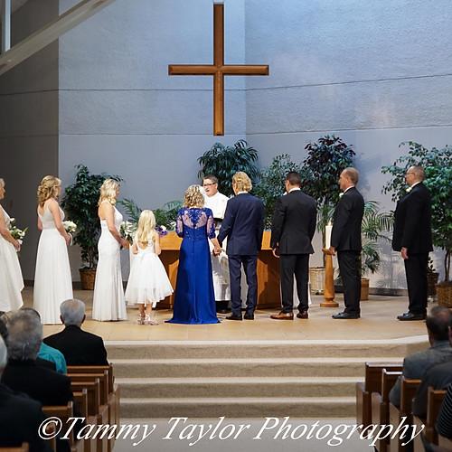 Char & Gerry Wedding